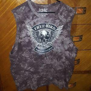 Lynryd Skynryd Free Bird - Muscle Shirt XXL